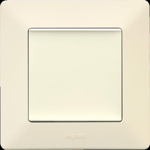 Выключатель Legrand Galea life 2 клавиши 775805