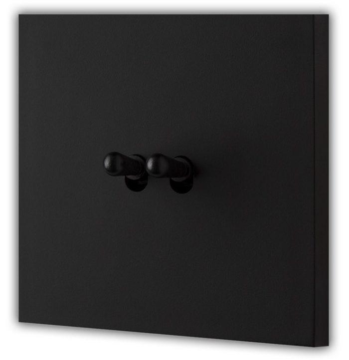 Черный soft touch